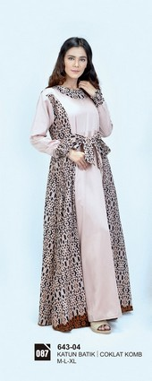 Long Dress Azzurra 643-04
