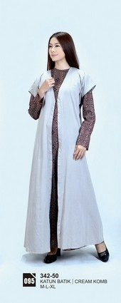 Long Dress Azzurra 342-50