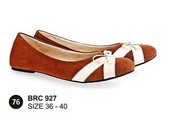 Flat Shoes Baricco BRC 927