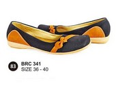 Flat Shoes Baricco BRC 341