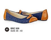 Flat Shoes Baricco BRC 926