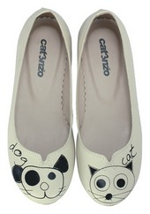 Flat shoes Catenzo AK 241