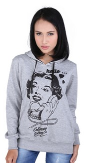 Sweater Wanita Catenzo PL 443