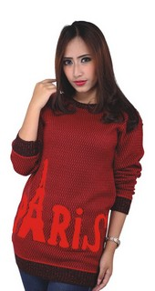 Sweater Wanita Catenzo ZM 078