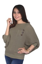 Sweater Wanita Catenzo ZM 080