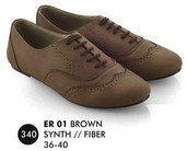 Flat shoes Coklat Everflow ER 01