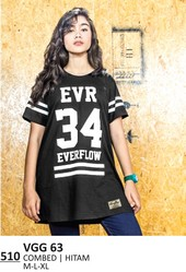 Kaos T Shirt Wanita Everflow VGG 63