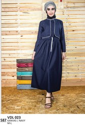 Long Dress Everflow VDL 023