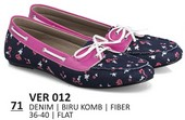 Flat Shoes Everflow VER 012