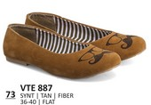 Flat Shoes Everflow VTE 887