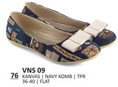 Flat Shoes Everflow VNS 09