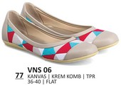 Flat Shoes Everflow VNS 06