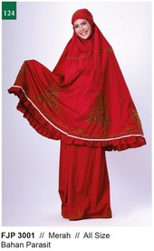 Mukenah Garsel Fashion FJP 3001