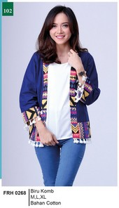 Atasan Garsel Fashion FRH 0268