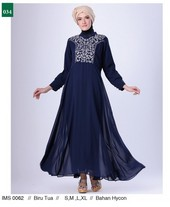 Gamis Garsel Fashion IMS 0062