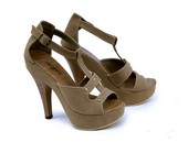 High Heels Garsel Shoes GRD 4004