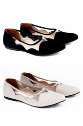 Flat Shoes Garucci SH 6104