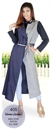 Long Dress Giardino GRD 405