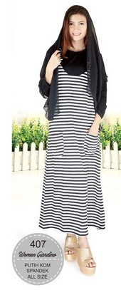 Long Dress Giardino GRD 407