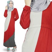Gamis Rayon Gnine GN 1504