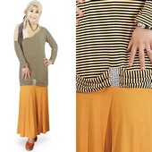 Gamis Rayon Gnine GN 3520