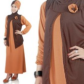 Gamis Rayon Gnine GN 3712