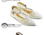Flat Shoes Golfer GF 1001