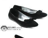 Flat Shoes Golfer GF 1003