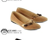Flat Shoes Golfer GF 1005