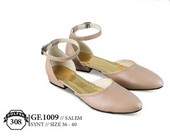 Flat Shoes Golfer GF 1009