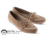 Flat Shoes Golfer GF 1701