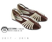 Flat Shoes Golfer GF 5006