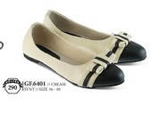 Flat Shoes Golfer GF 6401