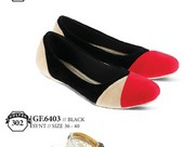 Flat Shoes Golfer GF 6403