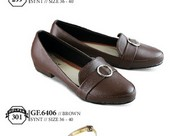 Flat Shoes Golfer GF 6406