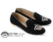 Flat Shoes Golfer GF 7406