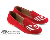 Flat Shoes Golfer GF 7407