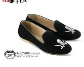 Flat Shoes Golfer GF 7408