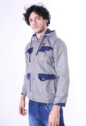 Jaket Cotton Fleece Pria Gshop GS 1173
