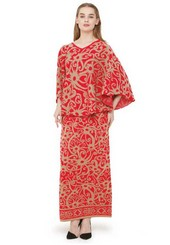 Long Dress Java Seven JRI 679